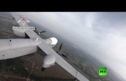 الجيش الروسي يختبر درونا ثقيلا بعيد المدى يعتمد الاتصال الفضائي
