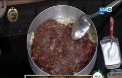 مطبخ هالة مع الشيف هالة فهمي| الحلقة الكاملة يوم 21 يناير (صينية مكرونة بالكبدة)