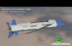 أمريكا تختبر طائرات مسيرة من نوع جديد