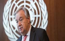 غوتيريس: الأمم المتحدة تدعم تعزيز سيادة لبنان واستقراره