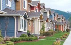 أسعار المنازل الأمريكية ترتفع بأقل من التوقعات خلال نوفمبر