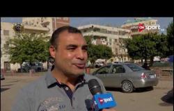"""آراء جماهير """"الاتحاد السكندري"""" في مواجهة """"الإسماعيلي"""" في البطولة العربية"""