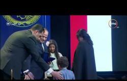 8 الصبح - احتفالات عيد الشرطة بحضور الرئيس السيسي وتكريمه لأسر الشهداء