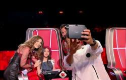 نانسي عجرم تنافس على حصد أحلى الأصوات الليلة في الحلقة الرابعة من The Voice Kids   على #MBCMASR