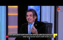 الدكتور جمال شعبان العميد السابق لمعهد القلب يتغزل في القهوة: مفيدة للقلب ولكن بشرط