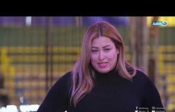 دموع في عيون لوبا الحلو وهي بتكلم عن والدها المتوفي وافتكارها لحظة تدخله لانقذها من الأسود :(