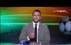 رسائل دعم من إبراهيم عبد الجواد و وليد صلاح الدين وأحمد عز لسعد محمد لاعب الزمالك