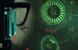 قفزة مظلية حرة تؤكد السرعة المبهرة لشبكة 5G من اتصالات