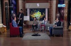 لاعب خفة اليد المحترف أحمد يستعين بالفنان العالمي جوني ديب في استوديو واحد من الناس !
