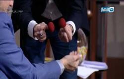 لاعب خفة اليد المحترف JINO حب يهزر مع عمرو الليثي بس على طريقته الخاصة المبهرة !
