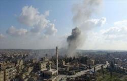 إدلب.. مقتل 8 مدنيين في هجمات للنظام السوري وروسيا