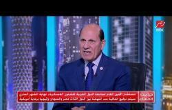 مستشار الأمين العام لجامعة الدول العربية للشؤون العسكرية: شعوب الدول العربية تتعرض لحرب معلومات