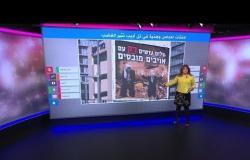"""ضجة كبيرة في إسرائيل بسبب لافتات لعابس وهنية وهما """"يستسلمان"""""""