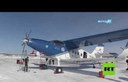 روسيا تختبر طائرة مدنية واعدة