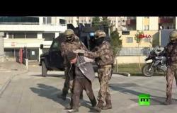 """الأمن التركي يعتقل قياديا كبيرا في """"داعش"""""""
