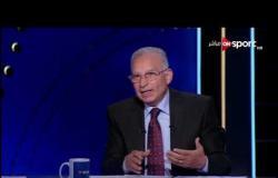 عبد العزيز عبد الشافي: كنت بشجع #الزمالك ضد الترجي وكنت متوتر جداً
