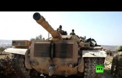 تعزيزات عسكرية تركية جديدة تدخل محافظة إدلب السورية