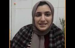 طالبة تروسيكل كفر الشيخ تروي تفاصيل الحادث