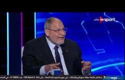 تعليق طه إسماعيل على تشكيلة المصري لمواجهة المقاولون العرب
