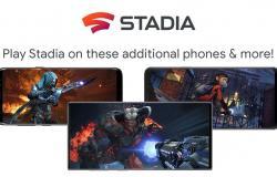 جوجل تعلن عن موعد جلب Stadia إلى هواتف سامسونج وأسوس وRazer