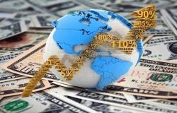 مكاسب الأسهم والذهب تثير اهتمام الأسواق العالمية اليوم