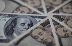 الدولار يتجاوز 112 ين يابانياً لأول مرة في 10 أشهر