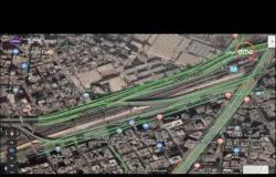 8 الصبح - رصد الحالة المرورية بشوارع العاصمة بتاريخ 21-2-2020