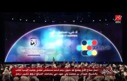 بسيب أعماله وإنجازاته الخيرية.. الشيخ محمد بن راشد يقلد الدكتور مجدي يعقوب وشاح العمل الإنساني