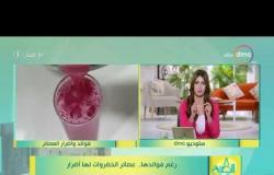 8 الصبح - رغم فوائدها .. عصائر الخضروات لها أضرار