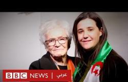 لقاء مؤثر بين جيلين من حراك الجزائر