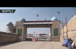 إجراءات وقائية على الحدود العراقية الإيرانية بسبب الكورونا