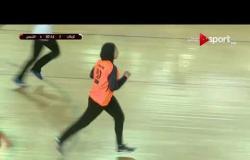 مباراة الشمس VS الزمالك في بطولة الدوري لكرة اليد - سيدات
