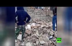 زلزال يضرب المنطقة الحدودية بين تركيا وإيران