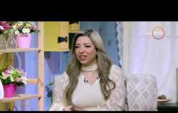"""السفيرة عزيزة - الكاتبة/ وفاء شلبي تتحدث عن اسباب اختيارها """"أنا مريضة نفسيا"""" عنوانا لكتابها"""