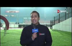 """رد فعل لاعبي #الأهلي والجهاز الفني والحكم على قرار تأجيل مباراة القمة """"ساعة"""""""