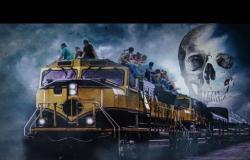 قطار الموت