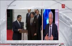 دكتور عبد المنعم سعيد: شعور المصريين بشأن الرئيس الأسبق مبارك كان مختلطا بين فريقين (الثورة والكنبة)