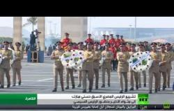 تشييع الرئيس المصري الأسبق حسني مبارك