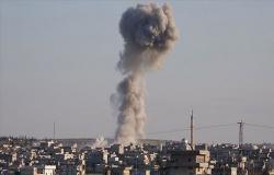 """سوريا.. مقتل 4 مدنيين في قصف روسي على منطقة """"خفض التصعيد"""""""
