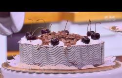 من مطبخ أسامة   حلقة خاصة ونصائح لعمل الكيك.. وطريقة كيكة البلاك فورست بطرق مختلفة