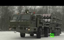 روسيا تختبر منظومات اس-350 الصاروخية الحديثة