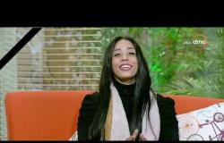 """8 الصبح -"""" إيمان عصام"""" توضح بدايتها مع رياضة المصارعة النسائية وسبب اختيارها لها"""