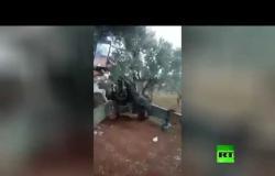 فيديو.. تجنيد العصابات المسلحة للأطفال في سوريا