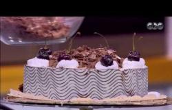 من مطبخ أسامة   نصائح الشيف أسامة لعمل الكيكة بطريقة سهلة وسريعة