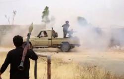 """الجيش الليبي ينشر فيديو لسيارات مدنيين متفحمة جراء """"قصف تركي"""" في ليبيا"""