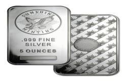 خسائر الفضة عالمياً تتجاوز 6% مع مخاوف ضعف الطلب