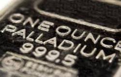 سعر البلاديوم يتراجع 11% مع مخاوف بشأن المعروض
