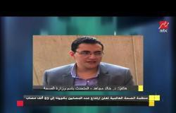 المتحدث باسم الصحة يرد على حقيقة إصابة مصريين بالكورونا