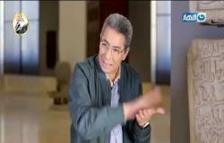 محمود سعد في جولة بالمتحف الاسلامي ويعرض كسوة قبر النبي ومفتاح الكعبة وسيف طومان باي