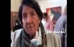 شاهد بالفيديو : سيدة اردنية محجور عليها في البحر الميت تتصدى لاحد المنتقدين داخل الفندق